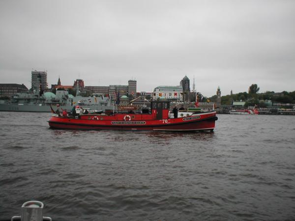 Museumslöschboot