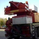 Die Abschleppeinrichtung für LKW am Heck