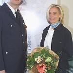 Begrüßung mit Kathy Remek und Marcel Steinhäuser.<br>Foto: RTN TV-News