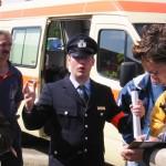 Pressesprecher der Berliner Feuerwehr: Herr Wilke