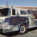 Engine in weiss-blau