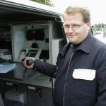Sven Kasch FF-Bramfeld, Übungsleitung Sprechfunk