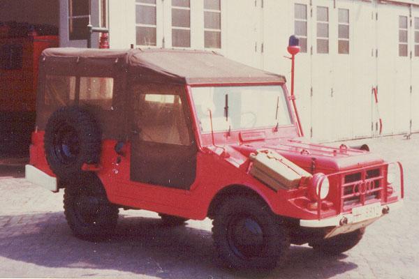 FuKow Funkkommandowagen DKW Munga<br>© FF Langenhorn