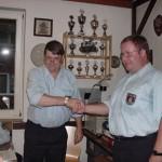 Der neue Wehrführer: Ulrich Prehm