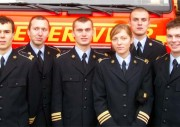 von rechts nach links : Bartlomiej Rozwadowski,  Miroslaw Dzidek, Sylwia Przybylak, Karol Gosciniak, Gzregorz Gonera, Marcin Szewerniak
