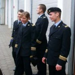 Die polnischen Gäste waren aufmerksame Zuhörer