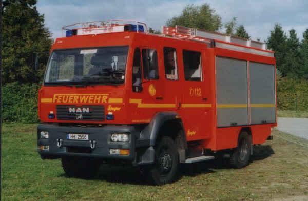 MAN 15.285 der Baureihe 2003, Aufbau Ziegler