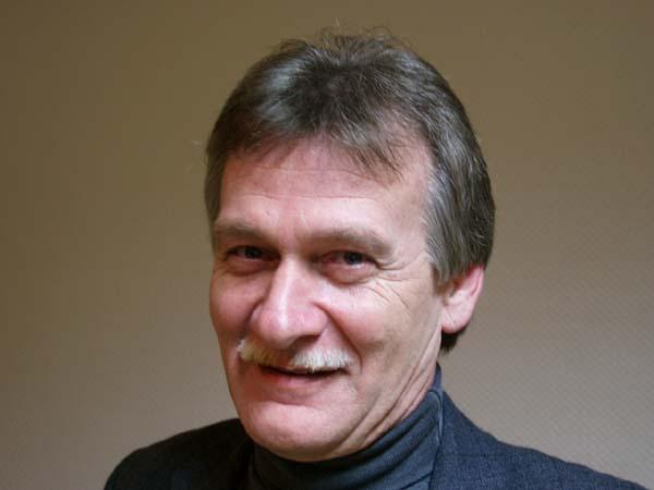 Klaus Gneckow - Leiter des LKA 44