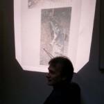 eindrucksvolle Fotos begleiteten den Vortrag