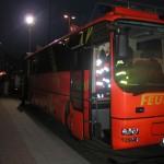 Befehlswagen der Feuerwehr Hamburg.<br>© Merlin Wolf