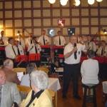 Der Musikzug Neuengamme bedankt sich bei seinem Publikum und freut sich auf ein Wiedersehen im nächsten Jahr.