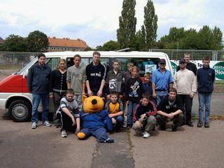 Jugendfeuerwehr Berne belegte Platz 16. (Foto: JF-Halle)