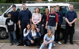 Platz 17 ging an die Jugendfeuerwehr Wellingsbüttel (Foto: JF-Halle)