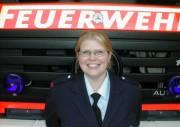 Jugendfeuerwehrwartin Vanessa Seidler