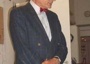 Bezirksamtsleiter Hinnerk Fock bei seinem Grußwort