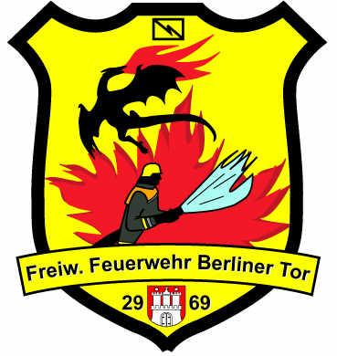 Wehrwappen von der FF Berliner-Tor