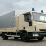 BtLkw auf Iveco Eurocargo Tector 75 E 15, Front