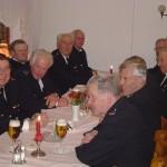 Sie waren beeindruckt von den Bildern der Elbeflut in Dresden: die Kameraden der FF Kirchwerder-Süd.