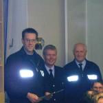 Helge Kröger ist neuer Oberfeuerwehrmann bei der Freiwilligen Feuerwehr Kirchwerder-Süd.
