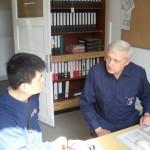Einblicke in die Verwaltungsarbeit, sowie das Tagesgeschäft an einer FuRw. (Hier FuRw 33)