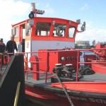 Nimm´ mich mit Kapitän...! Besuch der Löschbootstation der FuRw 31