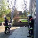 Brandschutz - Die Schiebeleiter