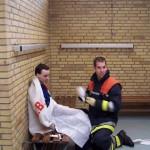 Erste Hilfe - Versorgung einer Brandverletzung