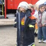 Jacke zu groß oder Kind zu klein?