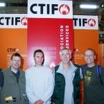 Kameraden der FF Bille