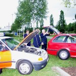 Goodbye F03 - so oder ähnlich dachte der Fahrzeugakku der ELW´s und wurde durch eine niedersächsische ersetzt.