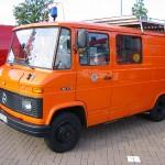 Der Fernmelde Gerätewagen der FF Bille - Meine Mitfahrgelegenheit :-)