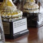 Die FF Kirchwerder-Nord wird sich auch 2005 auf dem Pokal verewigen können.