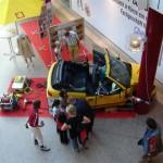 Ausstellung von hydraulischem und pneumatischem Rettungsgerät