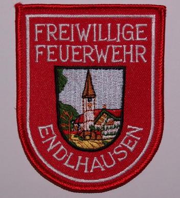 Ärmelabzeichen der FFW Endlhausen