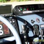 Das Fzg. ist mit einem Bosch-Navigationssystem ausgestattet