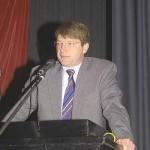 Staatsrat Dr. Schulz - Foto: Jörg Plagens