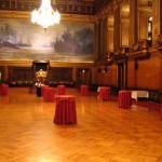 Der feierliche Festsaal im Hamburger Rathaus<br>© Jan Wiedenmann