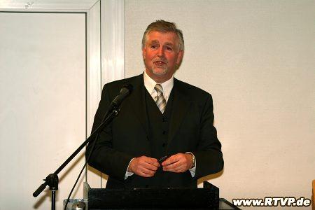 Lutz Kettenbeil, Geschäftsführer der Feuerwehr-Unfallkasse Hamburg