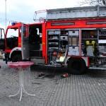 Feuerwehr zum ansehen und anfassen...