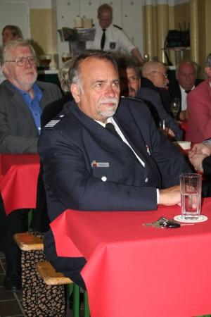 Uwe Sturr, Bereichsführer Bergedorf AD<br>Foto: © Peter Becker