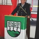LBD Dr. Peer Rechenbach bei seiner Ansprache.<br>Foto: © Peter Becker