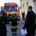 Hier wurden die technischen Daten der hydraulischen Rettungsgeräte abgefragt.