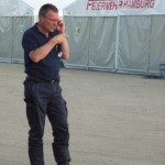 Bereichsführer Nord F195 Bernd Becker.  [TM]