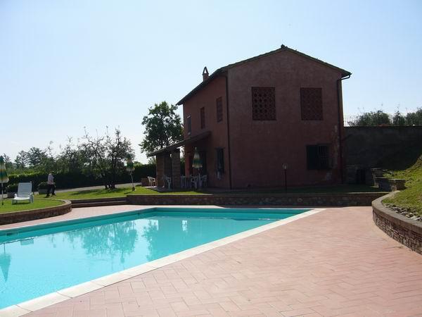 Die Unterkunft mit Pool in Gambassi Terme
