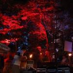 Beleuchtungstechnik von Sub-Events