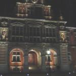 Das Harburger Rathaus, Schauplatz der Feierstunde.