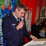 Landesjugendfeuerwehrwart Marcel Steinhäuser