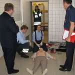Rettungsdienstlage: Wiederbelebung