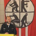 WF Andreas Hesse begrüßt die Gäste