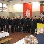 Die Mitglieder der FF Altona